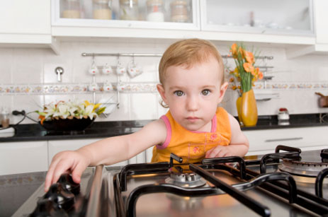 Gas Stove is dangerous for the Health of Children