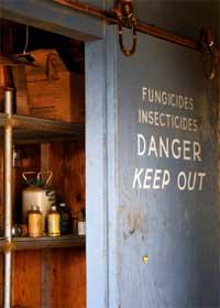 Pestizide können die Gesundheit schwer schädigen und Chemical Sensitivity auslösen