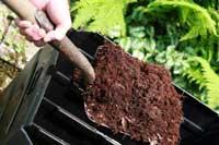 Kompostieren im Garten