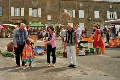 Markt in Frankreich