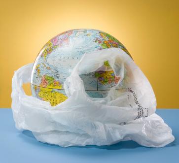 Eine Welt aus Plastik