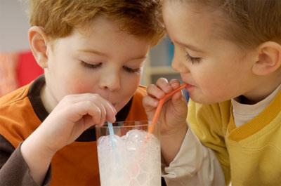 Die Milch macht's - manche Kinder macht sie krank
