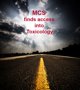 MCS finds access into Toxicology