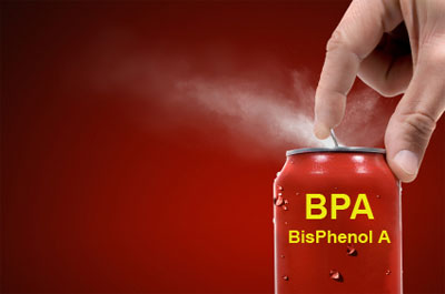 Bisphenol A in Limonaden