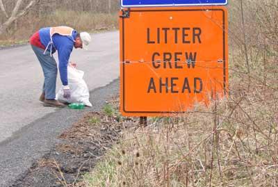 Mehr Müllpaten sind notwendig