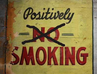 Ende des Rauchverbotes ist verantwortungslos