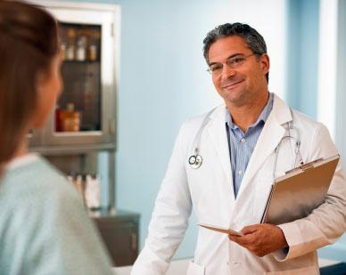 Arzt erklärt Patientin: Ihre MCS ist nicht psychisch bedingt