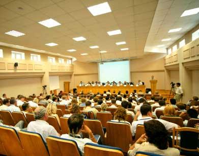 Barriererfreie CFS Konferenz