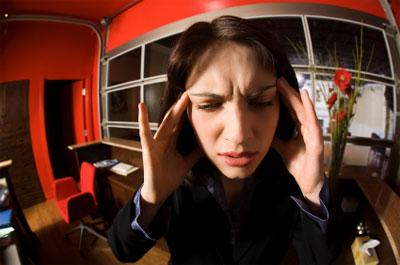 Migräne, Kopfschmerzen ohne Ende