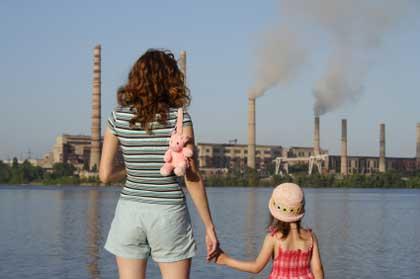 Luftverschmutzung abfragen