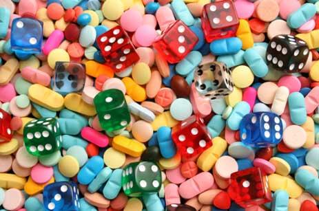 Medikamente können bittere Pillen werden