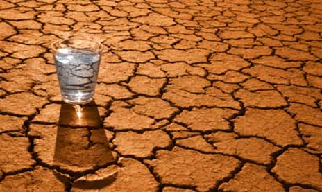 Wasser ist kostbar - Sauberes Wasser ist knapp
