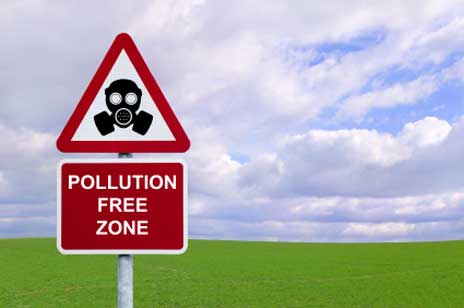 Saubere Luft statt Chemikalien in der Luft