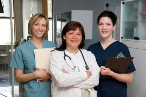 Krankenschwestern ab sofort ohne Parfum im Dienst