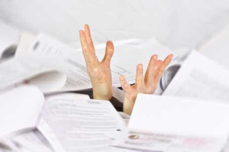 Anträge, Ablehnungen, Papierkram statt Hilfe