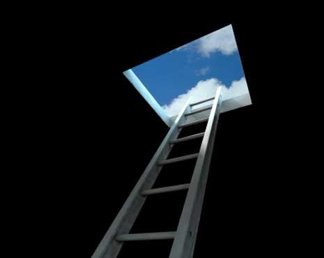 Es gibt immer einen Weg ins Licht - Deshalb, niemals aufgeben!