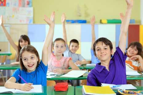 Schulkinder funktionieren besser in gesunden Schulen ohne Raumbeduftung