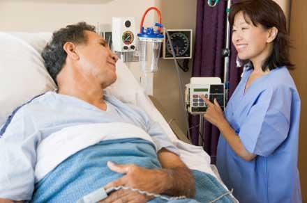 eigene bettwäsche im krankenhaus