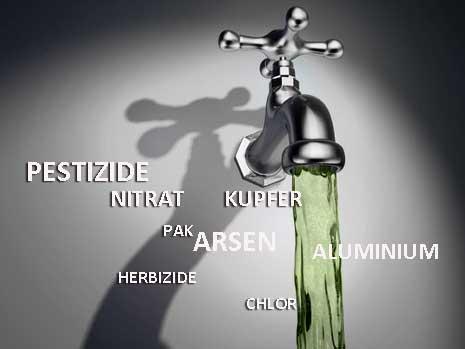 Umweltkranke Brauchen Sauberes Wasser
